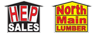 HEP & North Main Lumber Logo